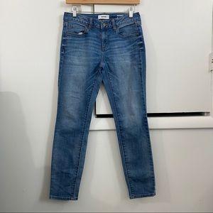 Sonoma Medium Wash Skinny Jeans Size 4